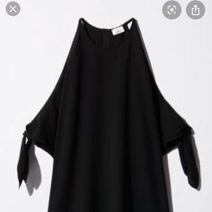 LILAC aritzia 'cholet ' blouse